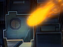 Mjolnir Comes to Four Freedoms Plaza