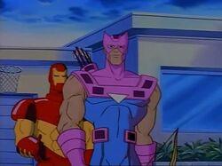 Iron Man Hawkeye Reconcile Fail