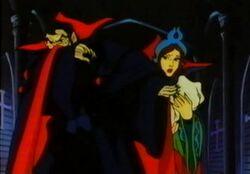 Dracula Protects Family DSD