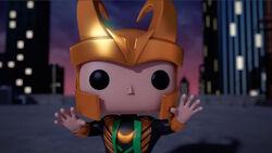 Loki Losing SBD