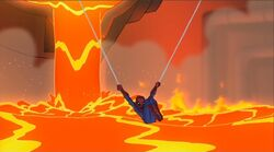 Spider-Man Molten Steel SSM
