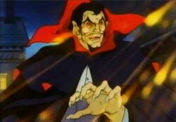 Janus Finds Dracula DSD