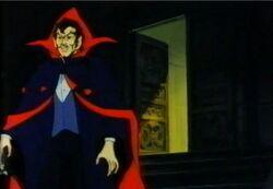 Dracula Leaves Home DSD