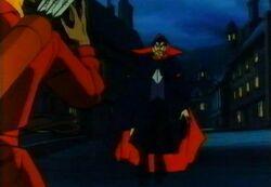 Dracula Ignores Rachel DSD