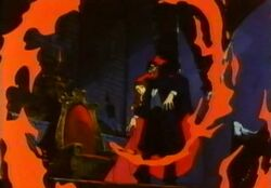 Satan Grabs Dracula DSD