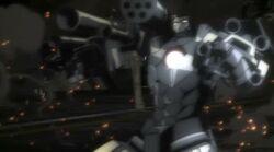 War Machine Full Nine Yards IMRT