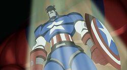 Iron Captain America NAHT