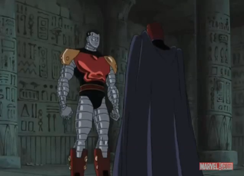 File:Magneto scolds Colossus XME.png