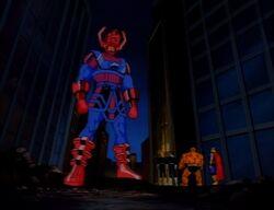 Galactus Thanks FF Thor