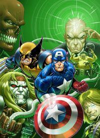 X-Men Volume 5 Art