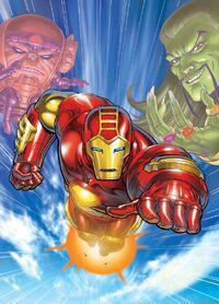 Iron Man Complete Series Art