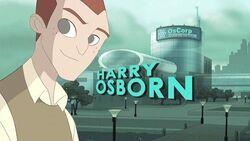 Harry Osborn SSM