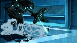 Wasp Tricks Chitauri UA2