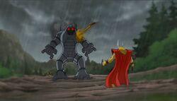 Bill Saves Thor PH