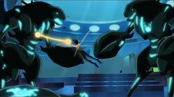 Wasp Blasts Chitauri UA2