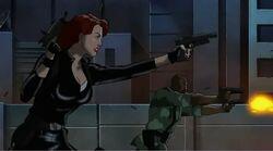 Widow Fury Fire UA
