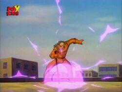 Donald Becomes Thor