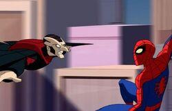 Spider-Man vs Vulture SSM