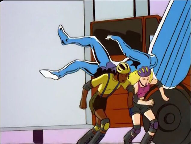 File:Silver Surfer Crashes Into Amber Frankie.jpg