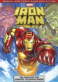 Iron Man Complete Series