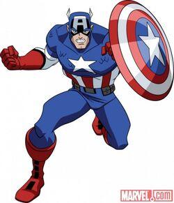Captain America AEMH