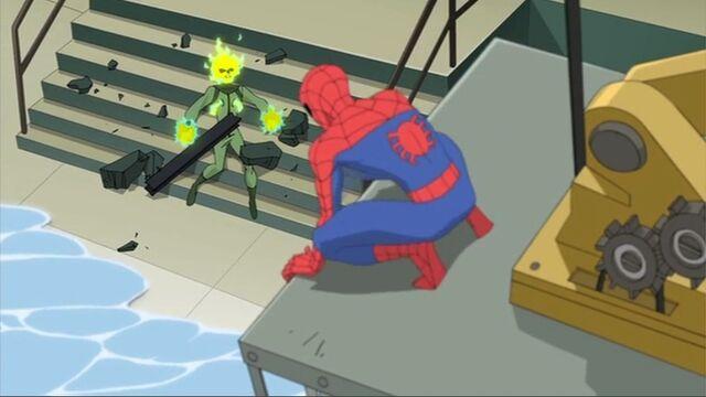 File:Spider-Man Electro Knocked Out SSM.jpg