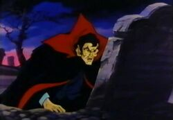 Dracula Uncovers Mallisa DSD