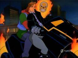 Ghost Rider Rick