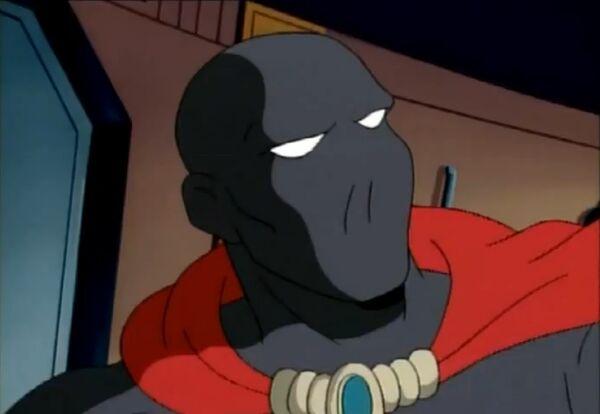 Black Marvel
