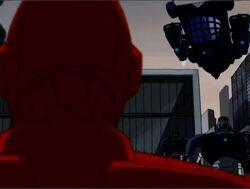 Iron Man Confronts SHIELD Mandroids AEMH