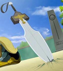 Torunn Sword NAHT