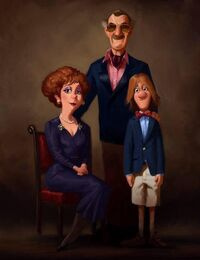 Fred Family BH6