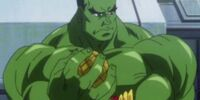 Hulk (Marvel Disk Wars: The Avengers)