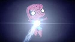 Spider-Man Zapped SBD