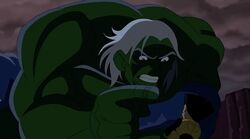 Hulk Threatens Pym NAHT