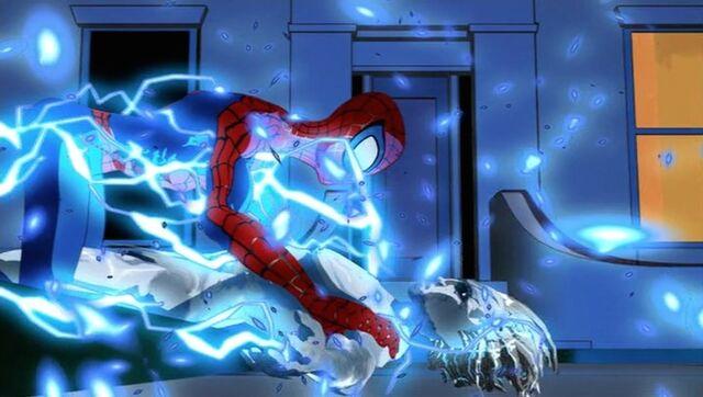 File:Spider-Man Tackles Electro SMTNAS.jpg