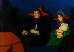 Dracula Drives Buggy DSD