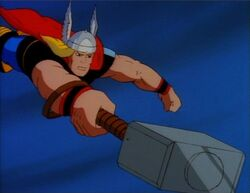 Thor Flight