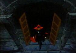 Dracula Enters Room DSD