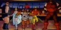 Brotherhood of Mutant Terrorists (Pryde of the X-Men)