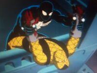 Spider-Man and Shocker