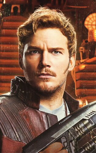 MBTI enneagram type of Peter Quill