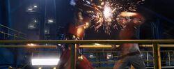 Tony Stark vs Aldrich Killian