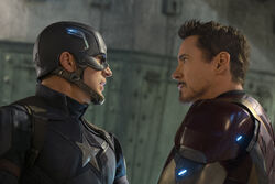Cap Tony Civil War Empire