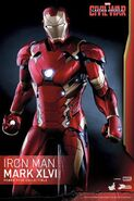 Iron Man Civil War Hot Toys 4
