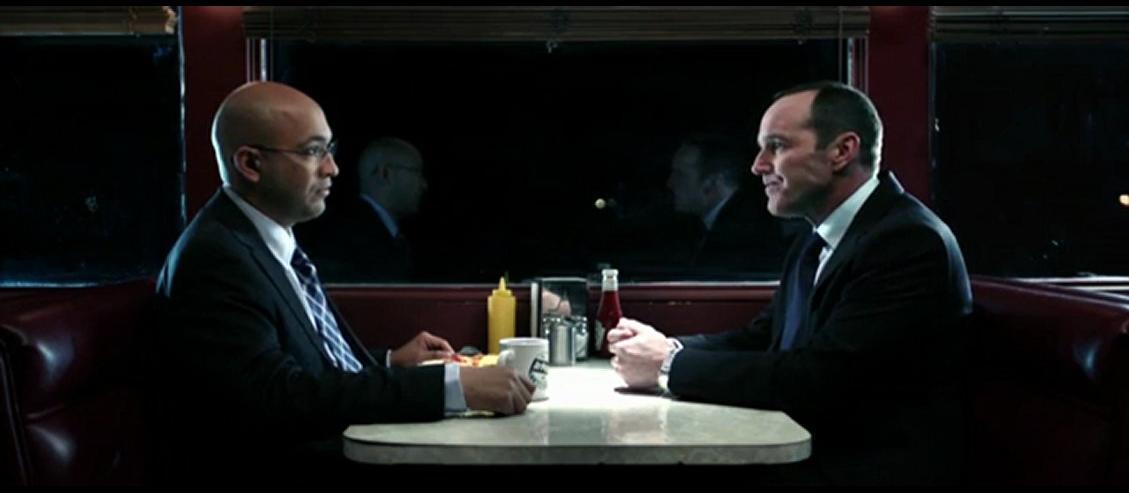 The Consultant (Marvel short film)