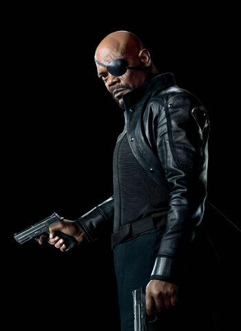 File:Nick Fury Avenger.jpg