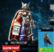 For Asgard Armor