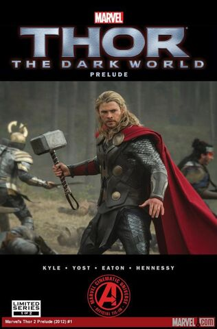 File:Thor The Dark World Prelude cover.jpg