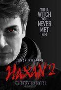 Simon Williams Haxan 2 Poster